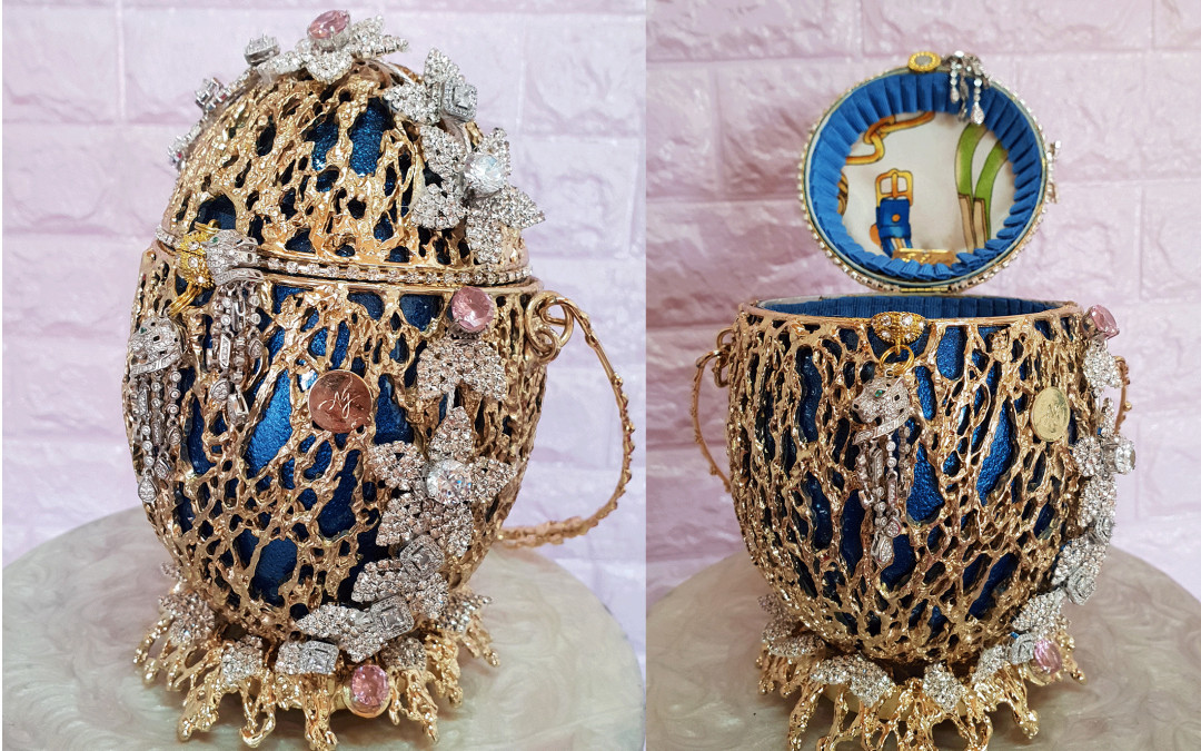 Așa arată cea mai scumpă geantă din lume. Din ce este confecționată și cine a creat-o. Cui apartine poseta de lux!