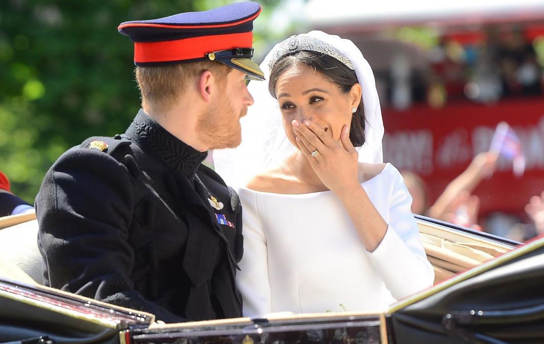 Meghan Markle şi Prinţul Harry au aniversat un an de la nuntă! Cum au sarbatorit Ducii de Sussex