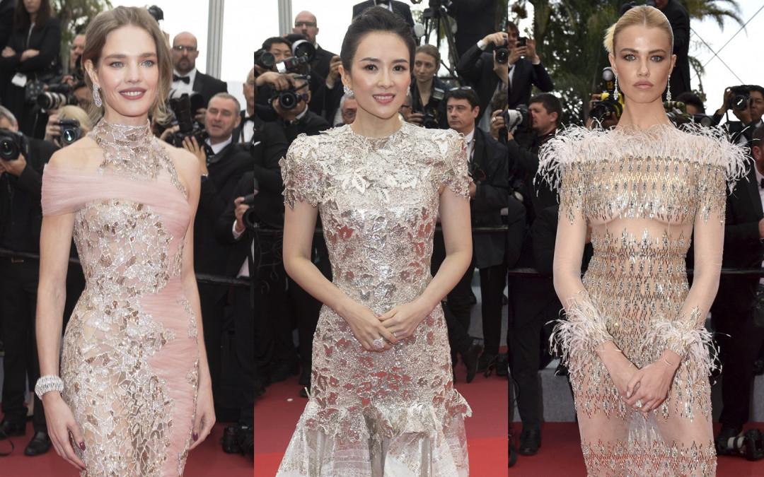 Ce au purtat celebritățile în a șaptea seară a Festivalului de Film de la Cannes 2019