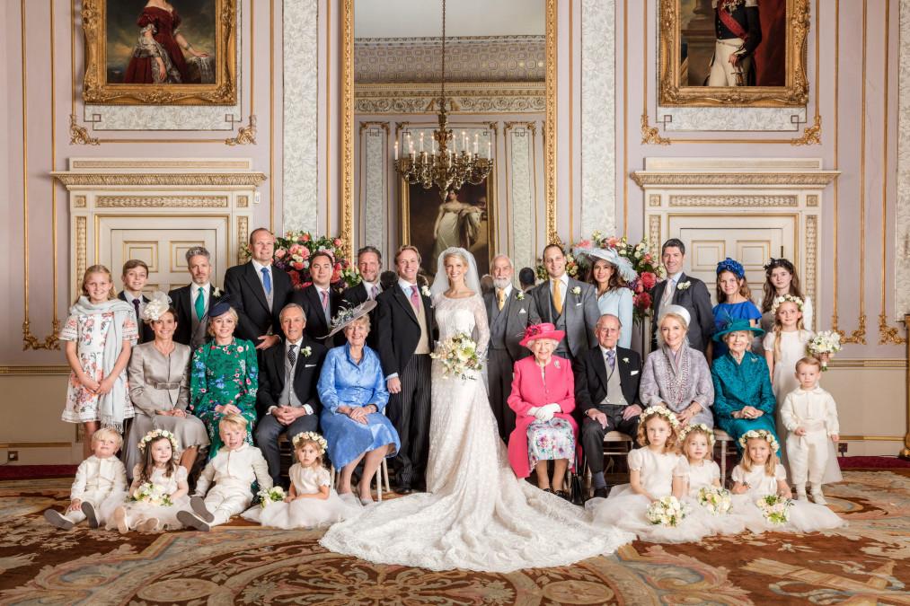 Printul Harry, exclus din fotografiile oficiale de la nunta lui Lady Gabriella Windsor! Ce s-a intamplat