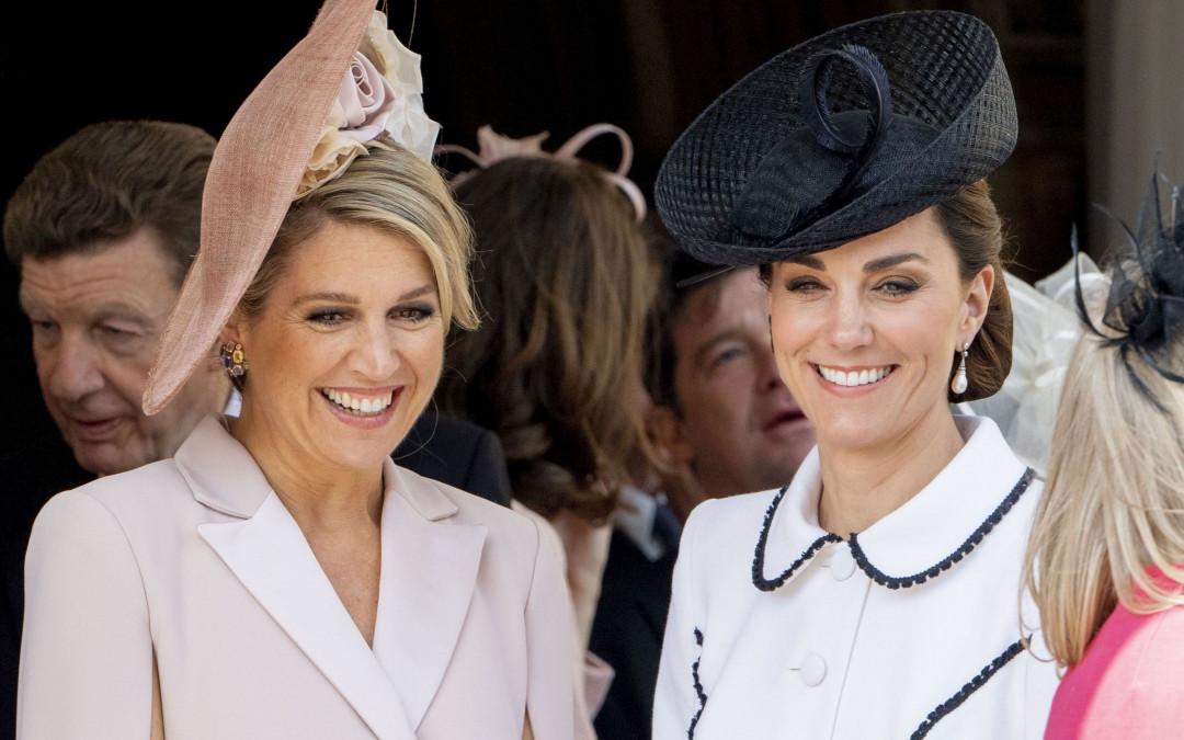 Kate Middleton nu este 'originala' cu tinutele alese! Pe cine copiaza Ducesa de Cambridge in mod constant