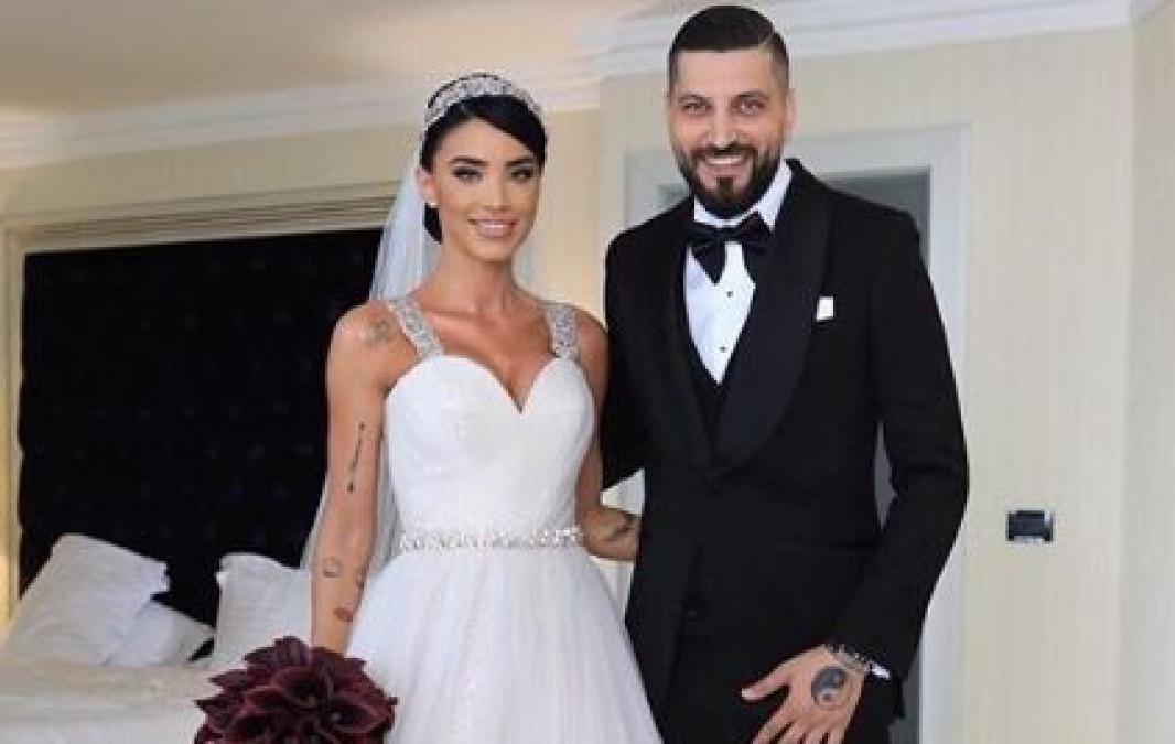 Detaliile ascunse ale celor doua rochii de mireasa ale Adelinei Pestritu, la nunta cu Virgil Steblea!  Vedeta a aruncat cu banii! Cat au costat tinutele spectaculoase