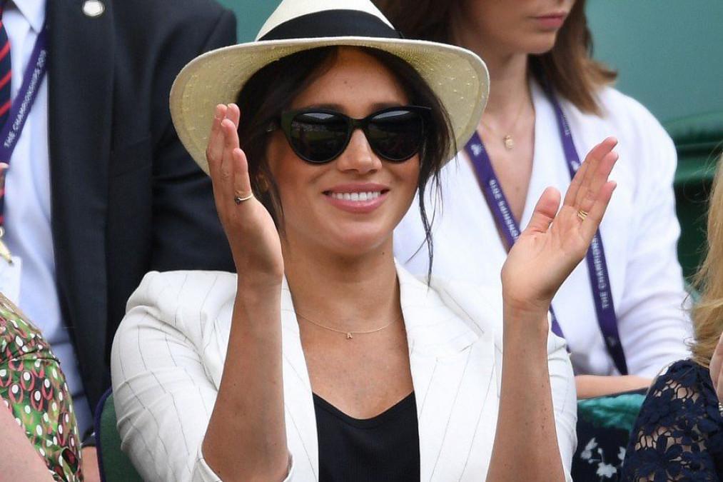 Meghan Markle, criticata pentru aparitia de la Wimbledon. Motivul pentru care sotia Printului Harry e blamata de toti