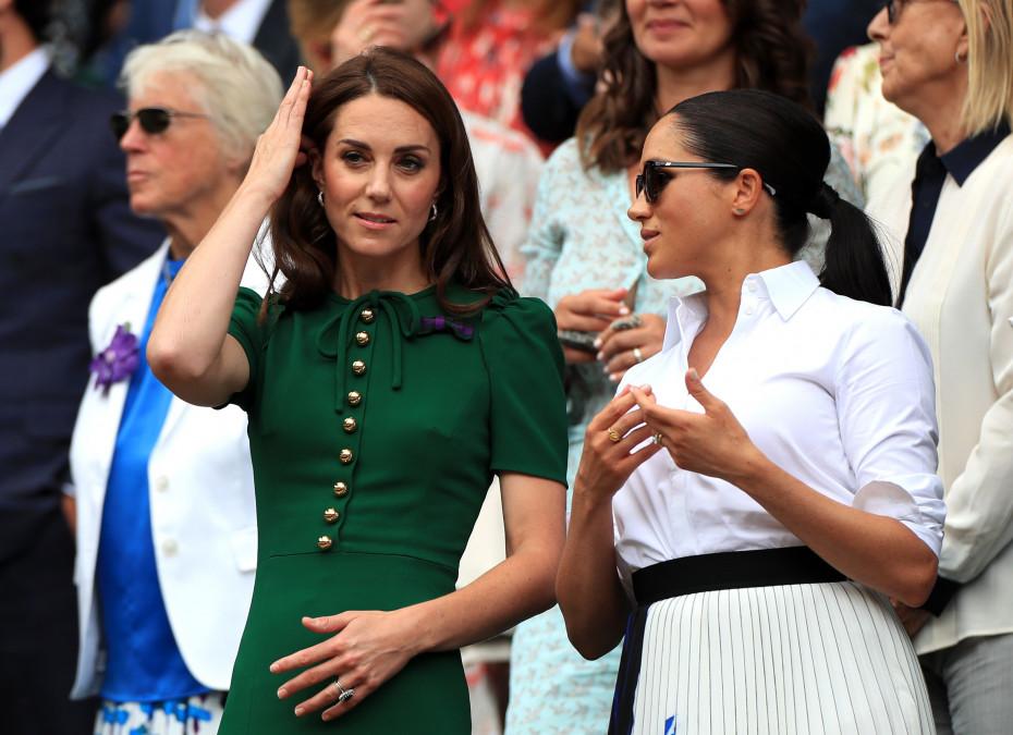 Kate Middleton si Meghan Markle, razboi total! Ducesa de Cambridge i-a luat fata sotiei Printului Harry